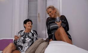Alte Frauen Porno