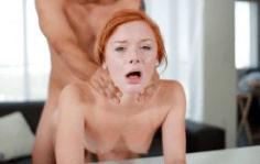Hardore Porno Redhead